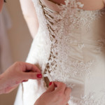 Sharon & Nathan Ann's Couture Bridal Wear Dress